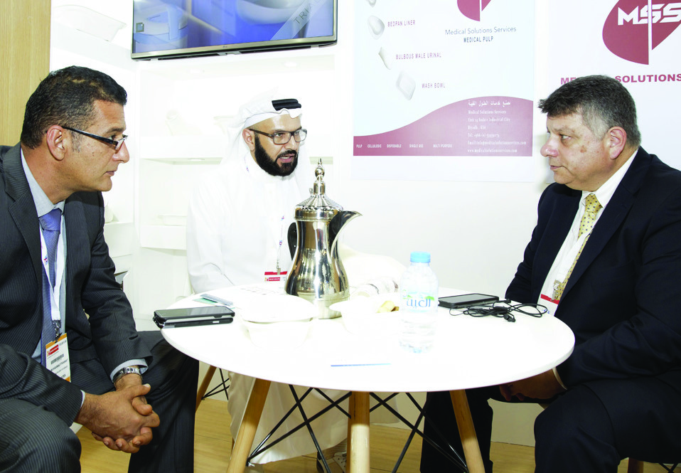 AladdinB2B | Successful Exhibit Meeting