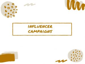 AladdinB2B | Influencer Marketing Successful Story