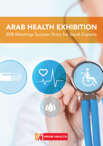 AladdinB2B | Arab Health Successful Story