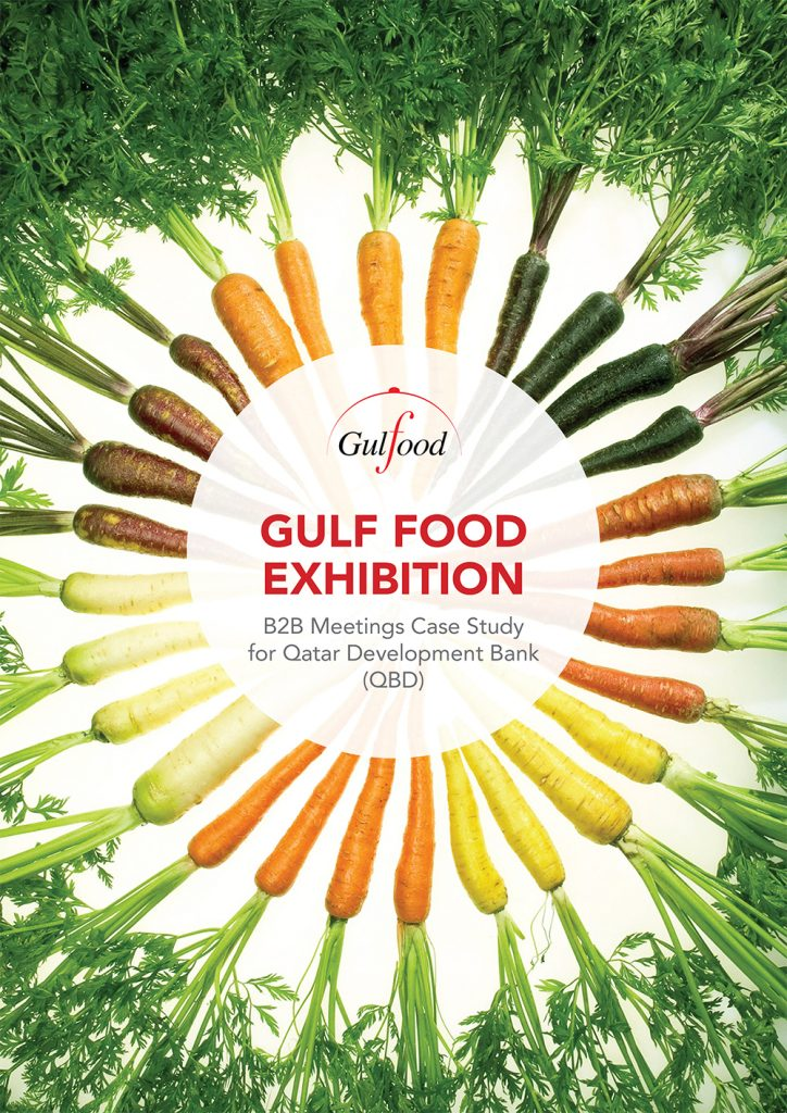 AladdinB2B | Gulf Food Successful Story