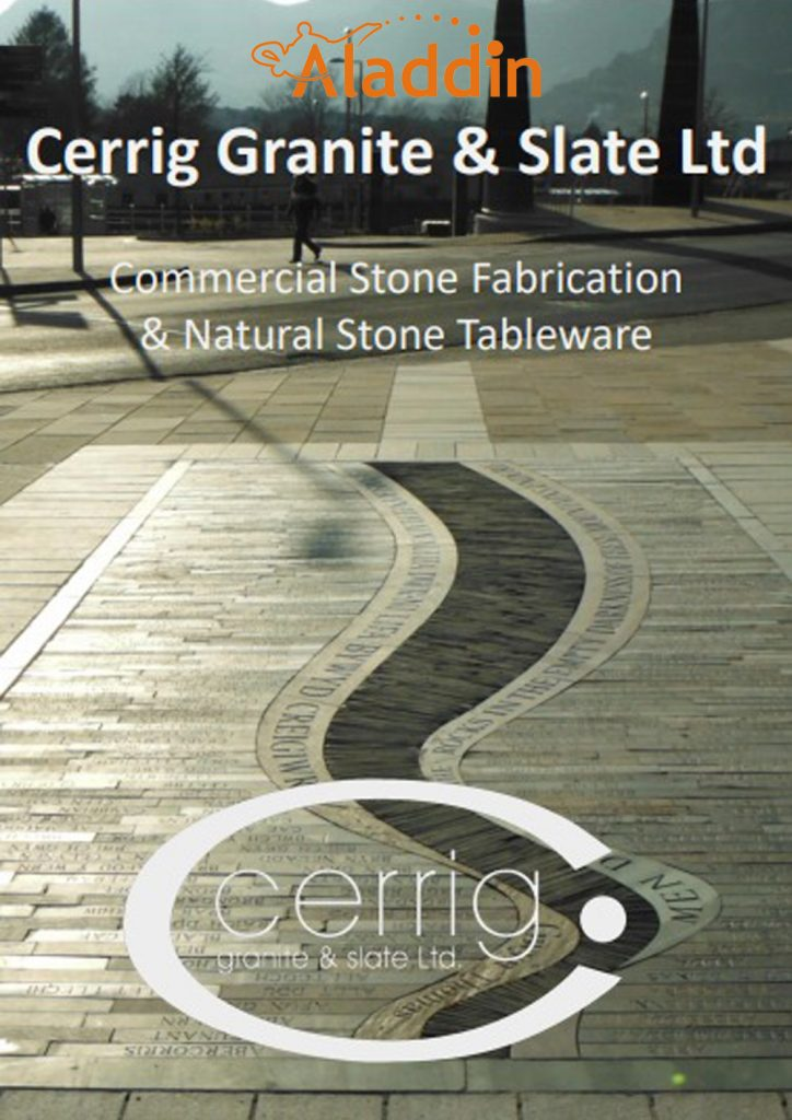 AladdinB2B | Cerrig Granite and Slate Successful Story