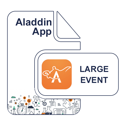 Aladdin App Large Events