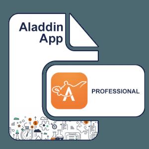 Aladdin App Professional