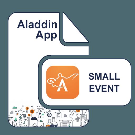 Aladdin App Small Events