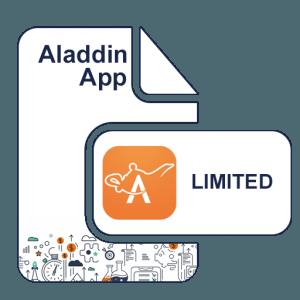 Aladdin B2B Shop - Limited App