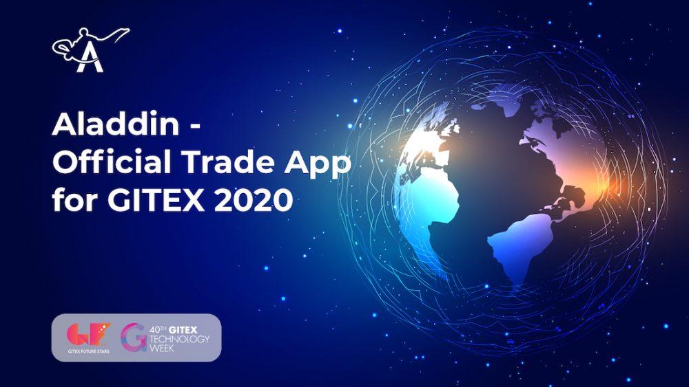 Aladdin- Official Trade App For GITEX 2020