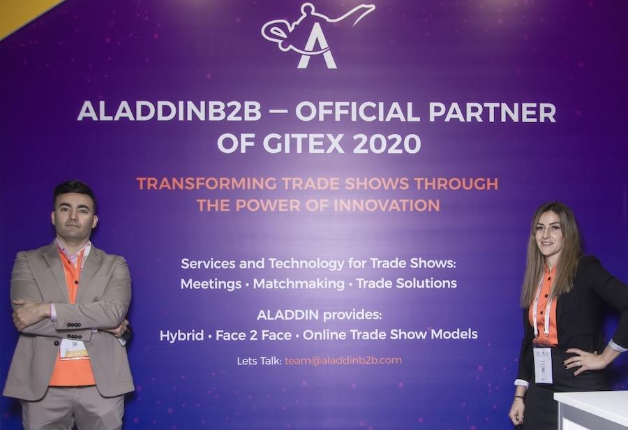GITEX 2020 Aladdin