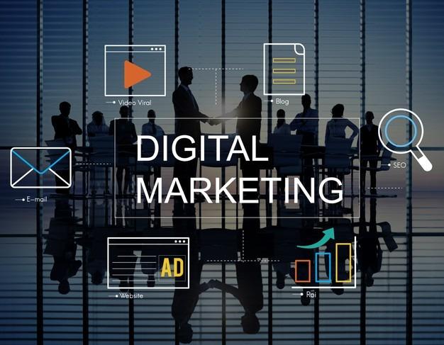 Digital Marketing Virtual Trade show