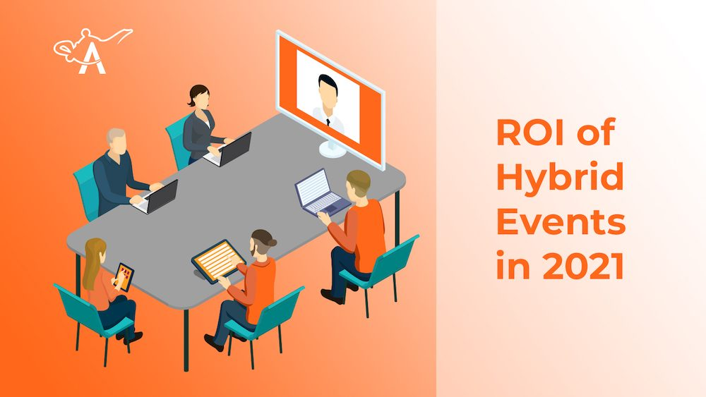 ROI of Hybrid Events in 2021
