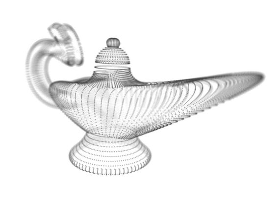 AladdinB2B lamp