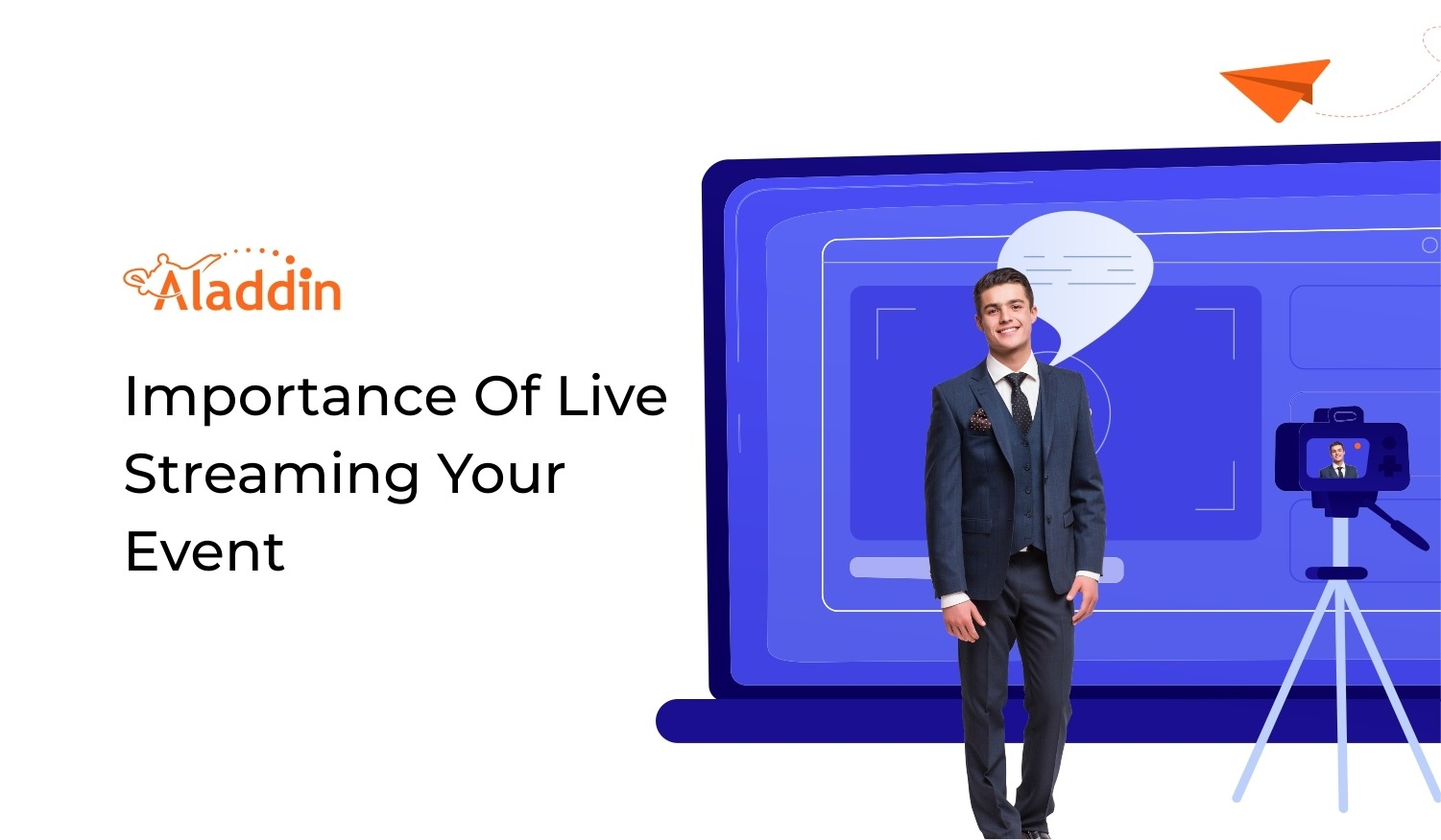 Importance Of Live Streaming Your Event