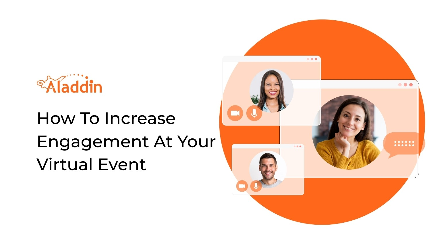 How To Increase Engagement At Your Virtual Event