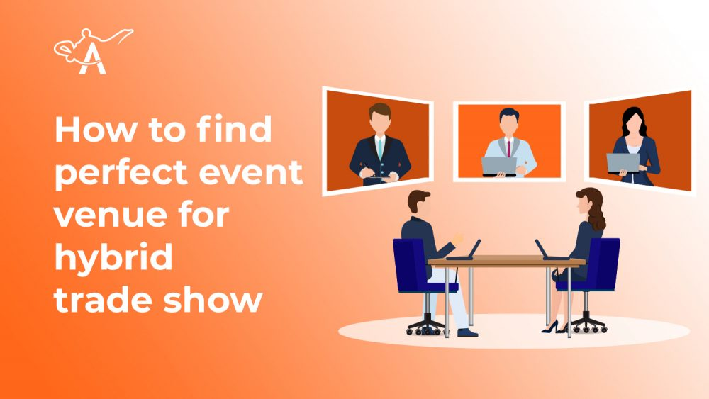 How To Find Perfect Event Venue For Hybrid Trade Show