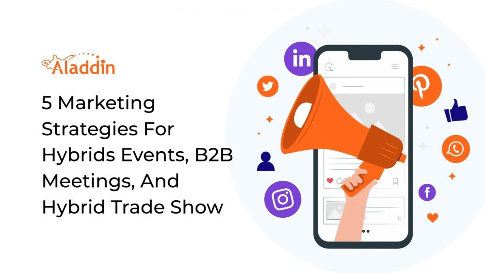 Five Marketing Strategies For Hybrids Events, B2B Meetings, And Hybrid Trade Show