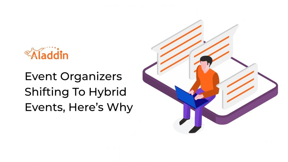 Event Organizers Shifting To Hybrid Events, Here's Why