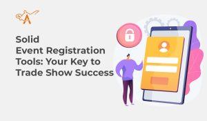Event registration tools