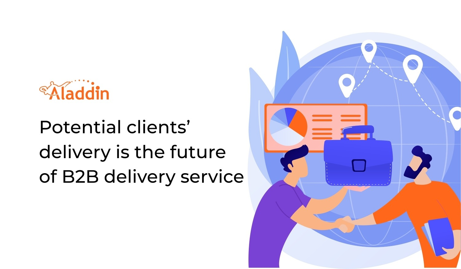 Potential Clients' Delivery Is The Future Of B2B Delivery Service