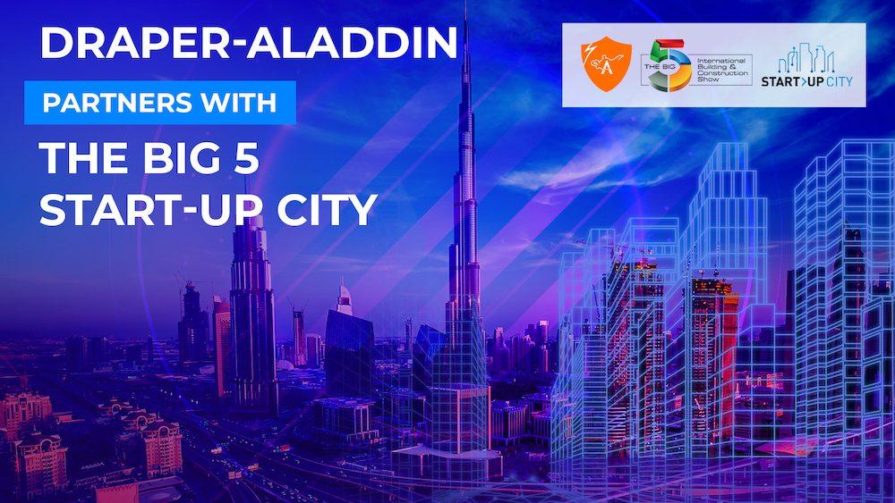 Draper-Aladdin Partners With The Big 5 Start-up City