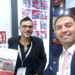 Mohamed Hassan Shrief with Top Werk