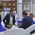 face-to-face meeting on Trade show